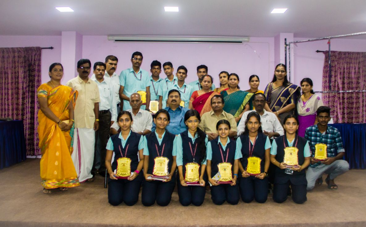 JCET made it to  the top in Palakkad district  self financing  engineering colleges